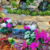 Photo Thumbnail #5: Pondless waterfall