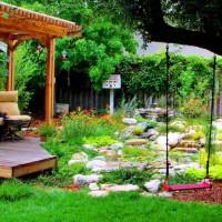 Photo Thumbnail #9: The perfect backyard to relax