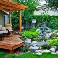 Photo Thumbnail #8: Love the deck and arbor