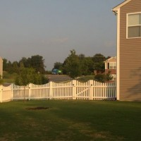 Photo Thumbnail #2: Looking towards side yard (next to street)