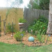 Photo Thumbnail #2: back garden