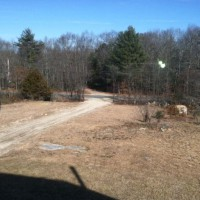 Photo Thumbnail #1: March 2012 this is our front yard from our...