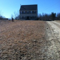 Photo Thumbnail #2: March 2012 this is your view apon turning into...