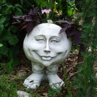 Photo Thumbnail #5: I love this quirky planter!