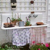 Photo Thumbnail #7: Refurbished Kitchen Sink Transformed into an...