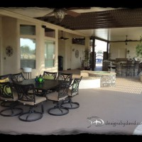 Photo Thumbnail #4: outdoor kitchen, patio, hardscape fresno, fire...