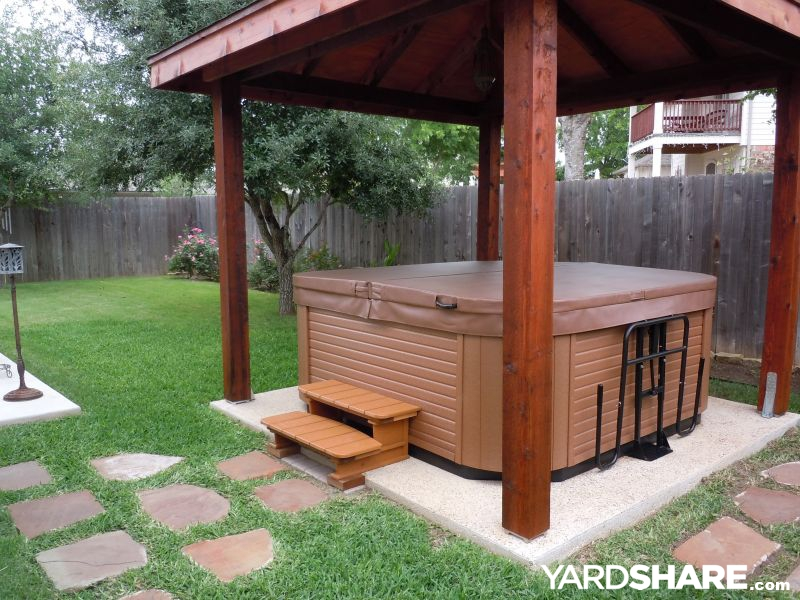 landscaping ideas backyard oasis