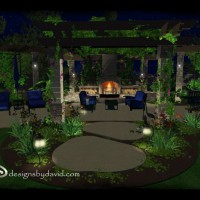 Photo Thumbnail #7: outdoor living, arbor, landscape