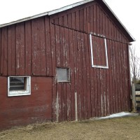 Photo Thumbnail #6: Barn needs painting badly. I don't have to use...