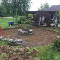 Photo Thumbnail #4: Excavation complete!