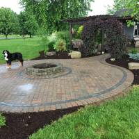 Photo Thumbnail #12: Patio complete!!!