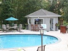 Pool House