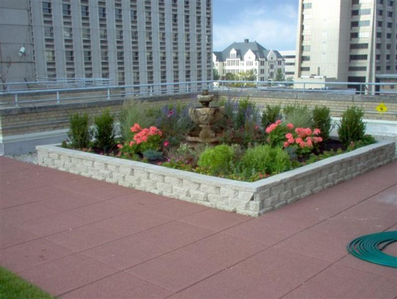 Landscaping Pictures & Ideas: green roof garden Wisconsin Tower