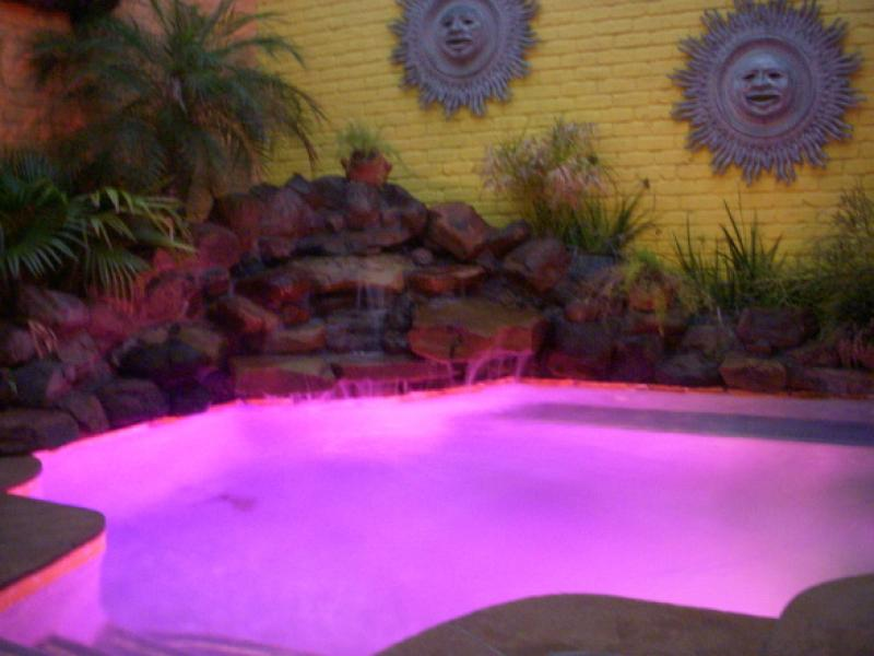 Colored Pool Lights to Change Color