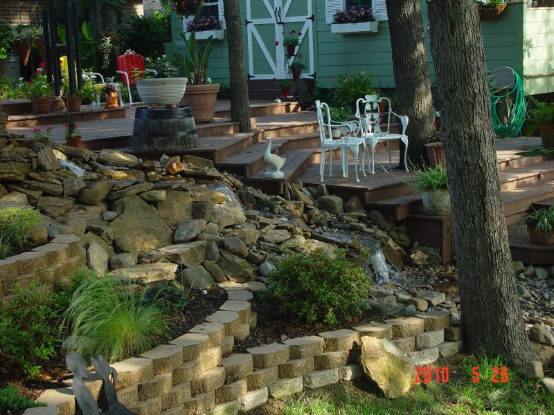 Landscaping Ideas > Landscape Design > Pictures: Lucky on the lake