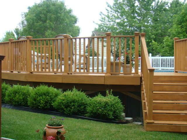 Landscaping Ideas & Garden Ideas > Deck You, Deck You Very Much
