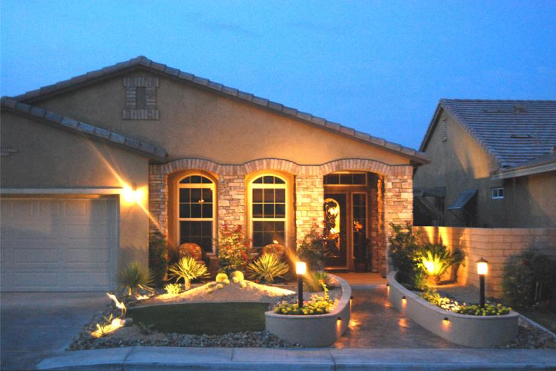 Landscaping Lighting Ideas For Front Yard : Good Landscape Lighting Makes a Night and Day Difference  Yard Ideas