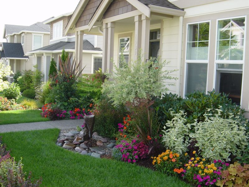 141 best front yard landscaping images on pinterest