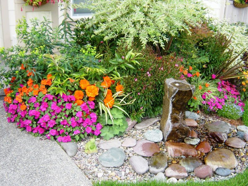 Landscaping Ideas & Garden Ideas > Plain & Flat – The Perfect ...