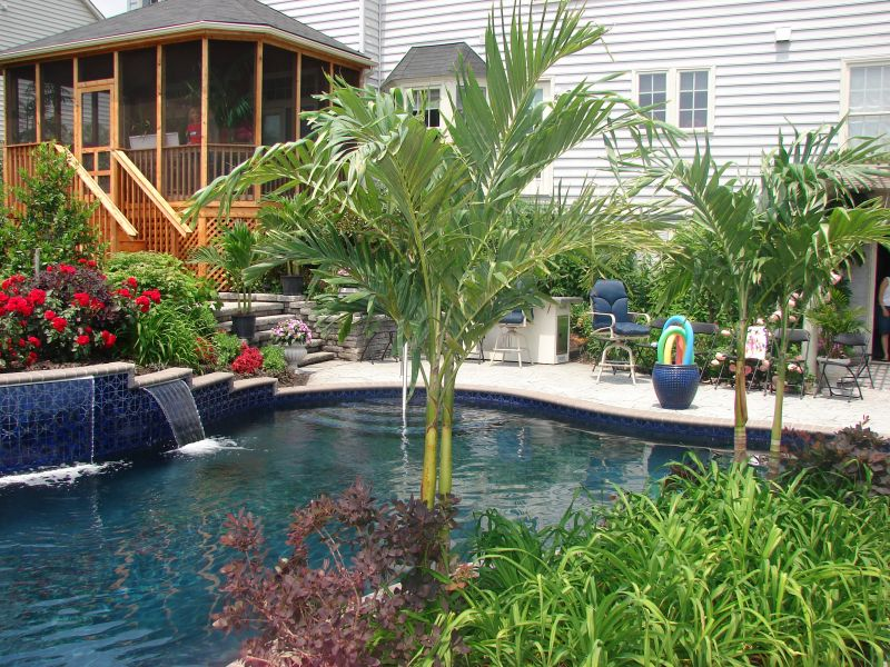 Landscaping Ideas & Garden Ideas > Resort Style Landscape Design ...