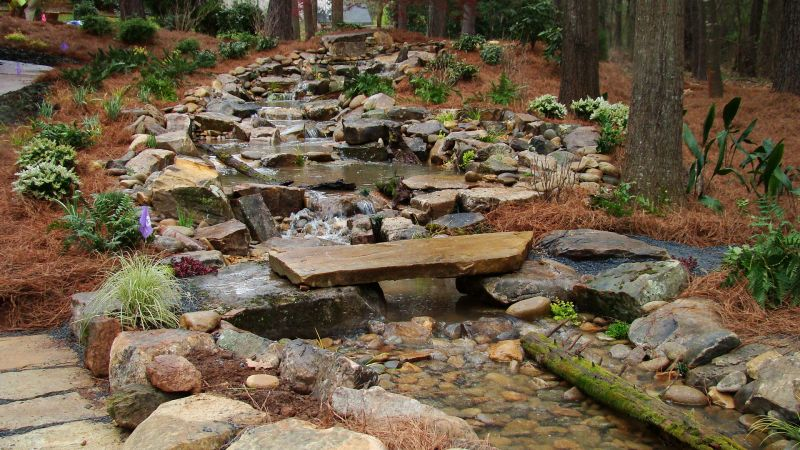 Landscaping Pictures & Ideas: Endless Possibilities, Streams and Dreams