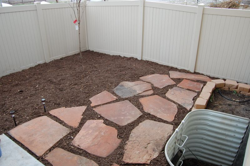 Very small backyard landscaping ideas pdf for Very small backyard ideas