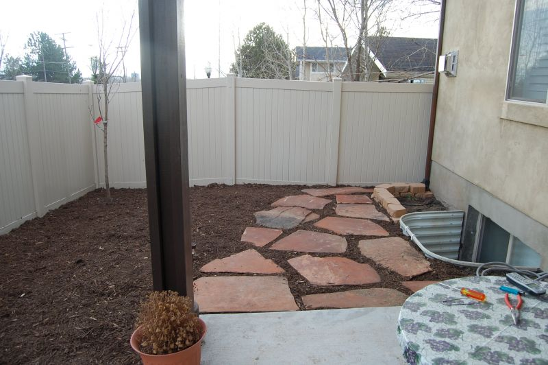 Yard Landscaping Pictures & Ideas: Backyard Project