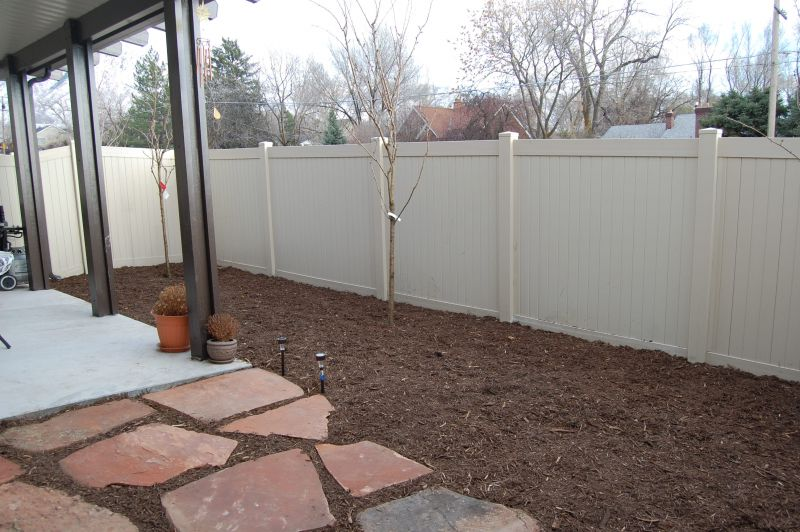Small Backyard Landscaping Project