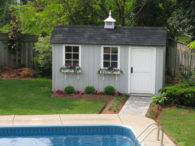 Pool House Ideas
