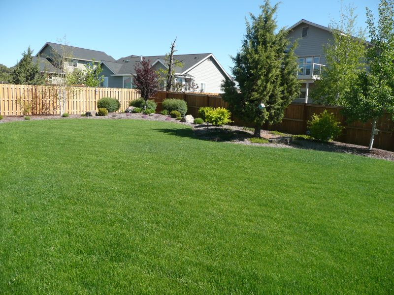Yard Landscaping Pictures & Ideas: Oregon Slice of Paradise