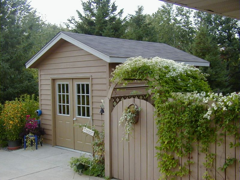 Your Dream Potting Shed