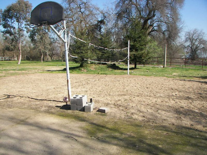 Sports Court For Kids